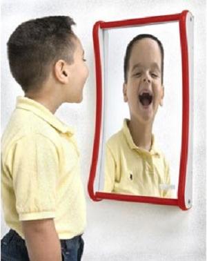 menertawakan diri sendiri