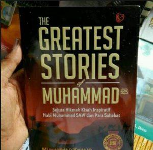 Buku Muhammad The Greatest Story