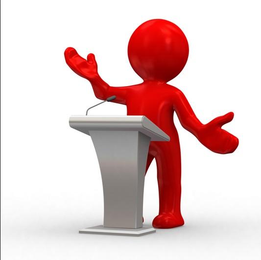 Pidato, Salah Satu Contoh Kecerdasan Linguistik
