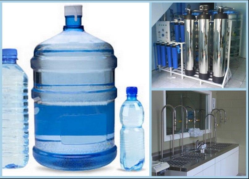 Jasa Air Minum Isi Ulang
