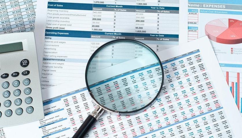 Laporan Keuangan Usaha