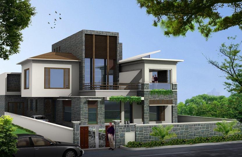 Menjadi Desainer Rumah