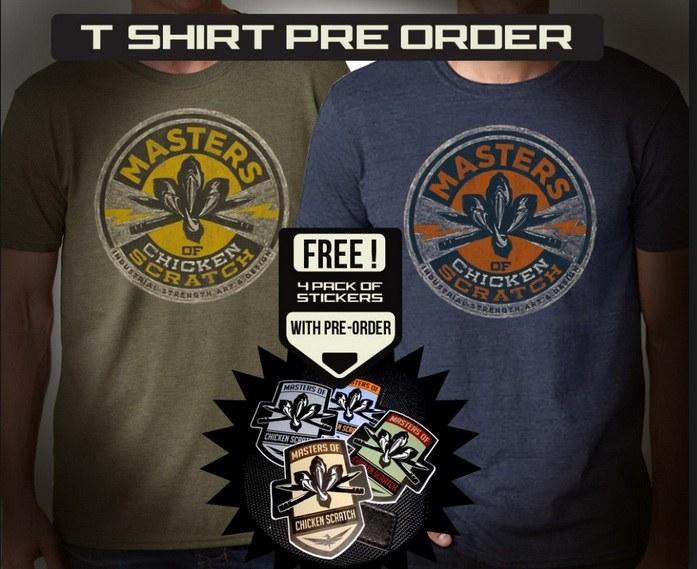 Usaha Kaos Pre Order