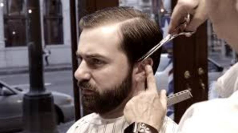 Usaha Memotong Rambut