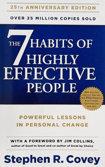 Buku 7 Habits Of Highly Effective
