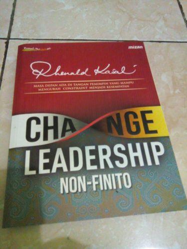 Buku Change Leadership
