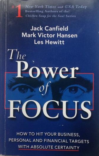 Buku The Power Of Focus