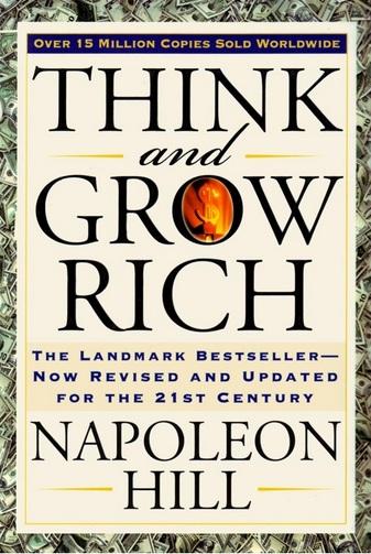 Buku Think And Grow Rich