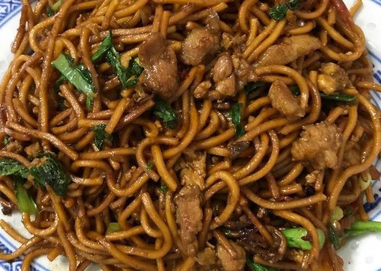 Mie Goreng Chinese