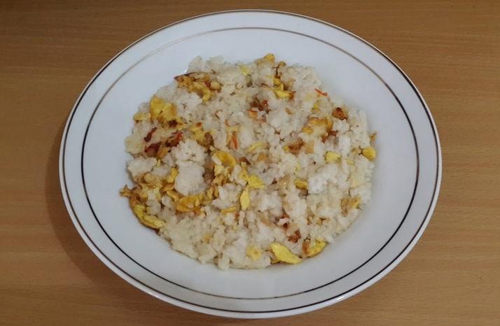 Resep Nasi Goreng Putih