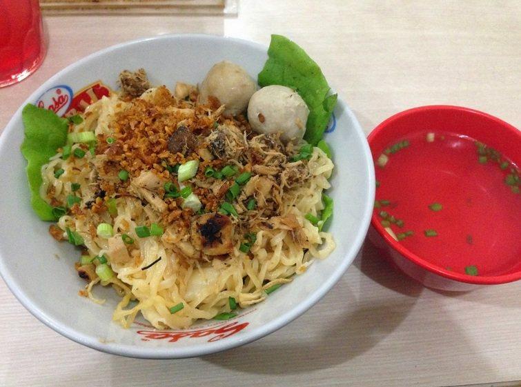Resep Mi Ayam Jakarta