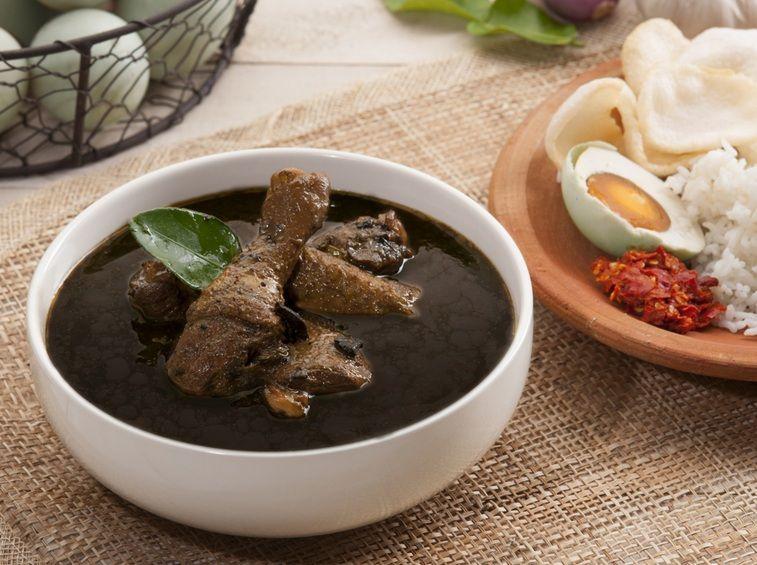 Resep Rawon Ayam
