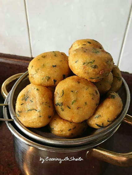 Resep perkedel kentang asli