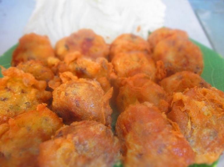 Resep perkedel kentang daging