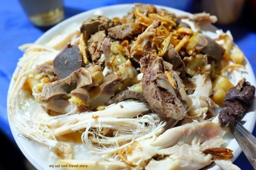 Resep Bubur Ayam Bandung